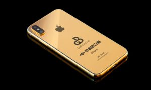 iPhone Xs Solid Gold Edition