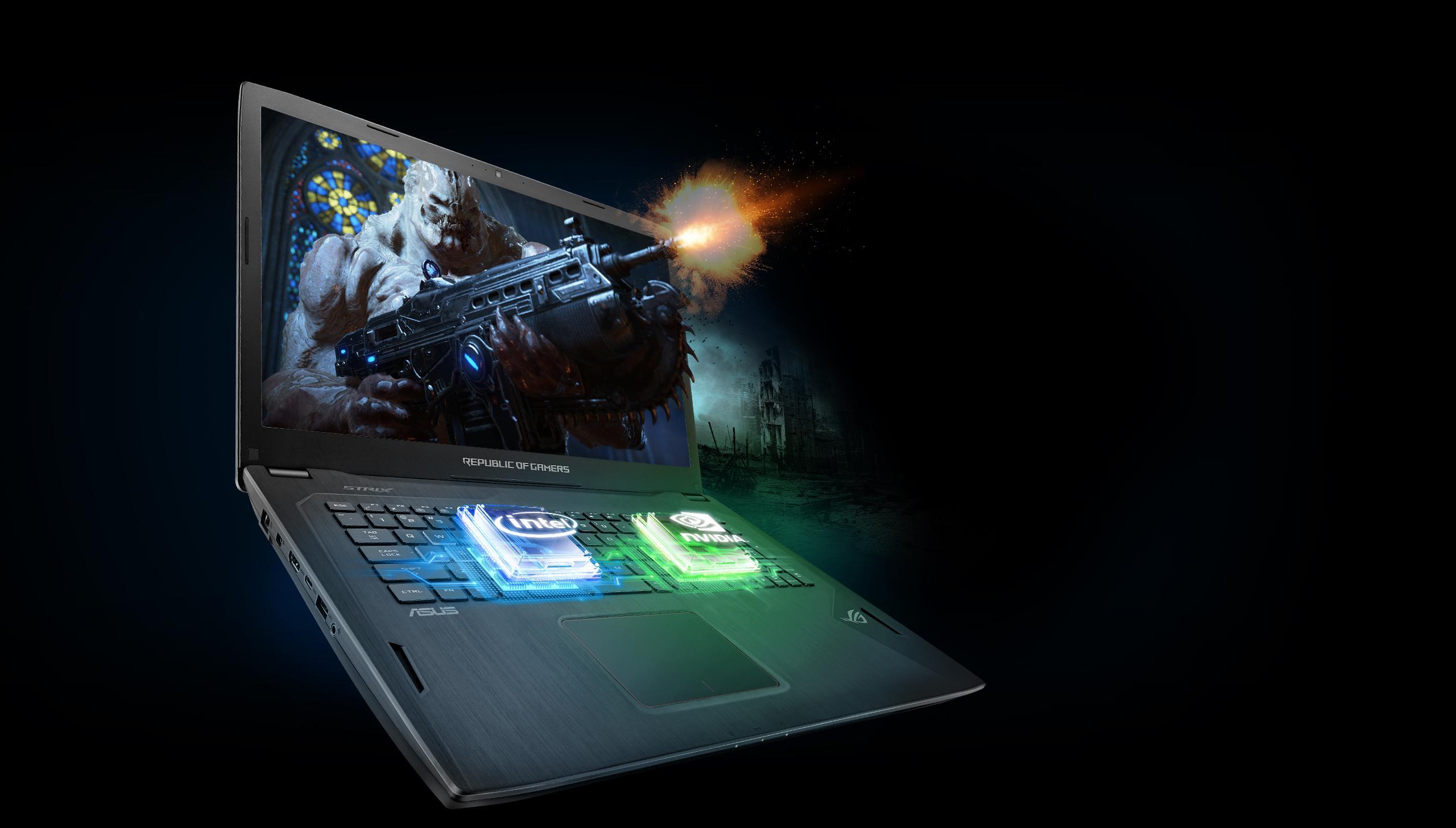 super notebook da gaming Asus