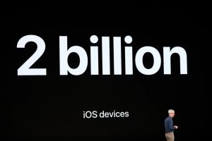 Apple ha venduto quasi due miliardi di dispositivi iOS 1