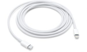 Apple MFi cavi Lightning - USB Type-C