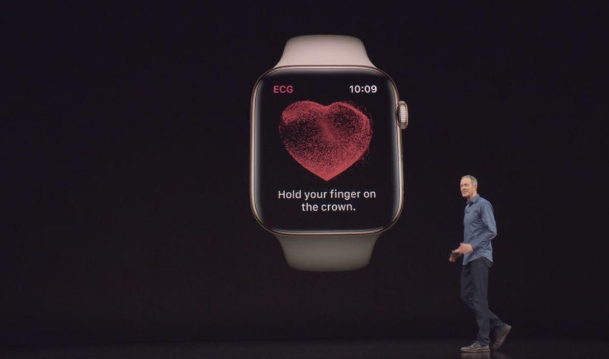 Apple Watch Series 4 ufficiali: eleganti e ricchi di funzioni, ovviamente costosi 4