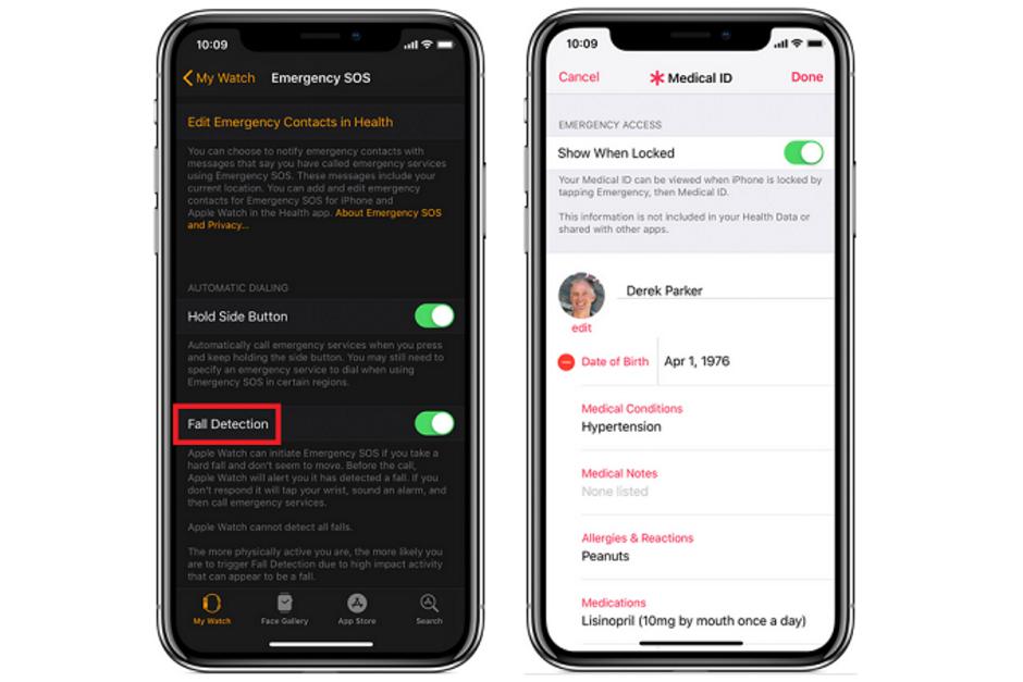 Apple Watch Series 4 vi aiuta se cadete... Ma solo se avete più di 65 anni 1