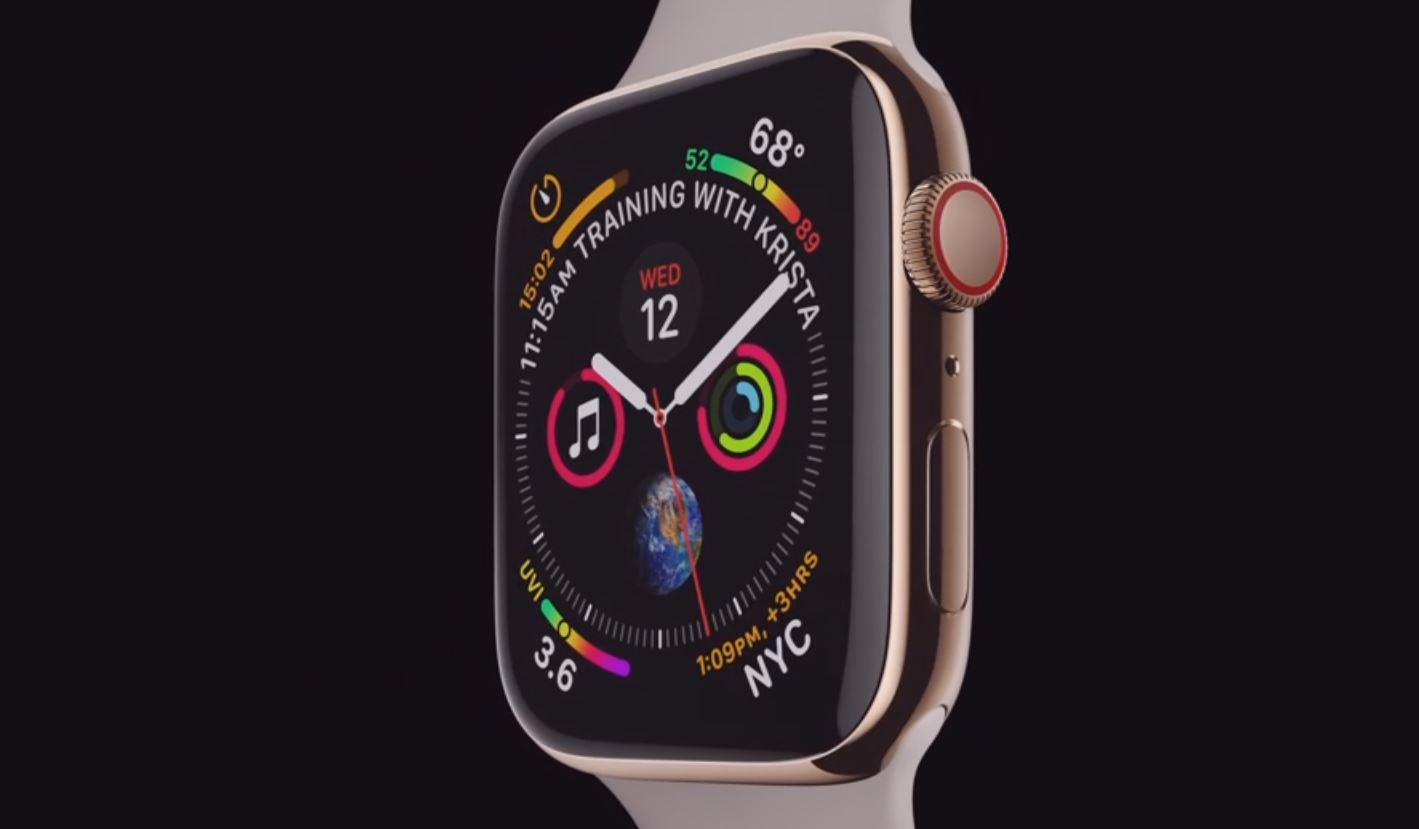 Apple Watch Series 4 ufficiali: eleganti e ricchi di funzioni, ovviamente costosi 1
