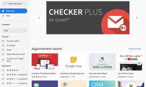 Chrome Web Store Material Design
