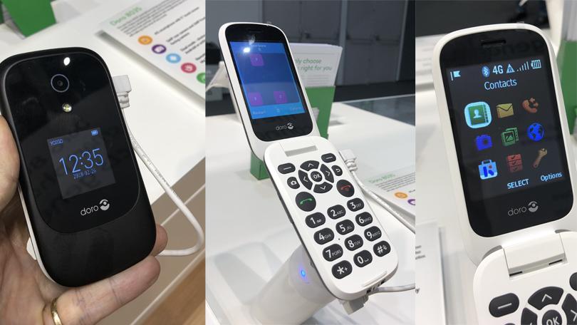 Stanchi dei soliti smartphone? Provate il nuovo Doro 7060 con KaiOS e social pre-installati 1