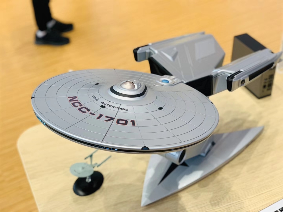Fan di Star Trek? Non potete perdervi allora il Titanium Enterprise PC di Lenovo 1