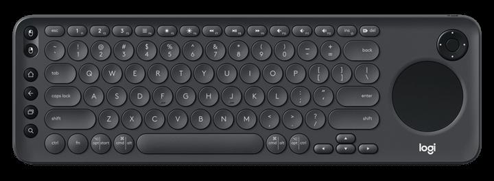 Logitech K600 è una tastiera pensata appositamente per le Smart TV 1