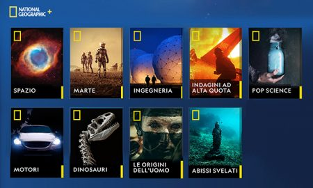 National Geographic +