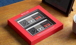 Nintendo Switch controller NES