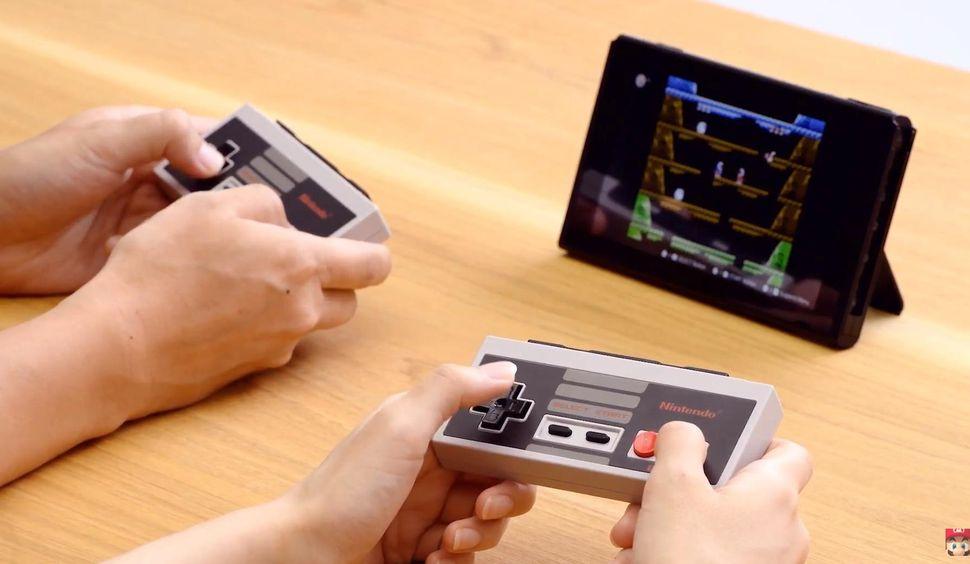 Nintendo Switch si arricchisce dei controller ufficiali NES e di un sacco di titoli Final Fantasy 1