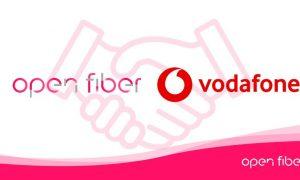 Open Fiber Vodafone fibra ottica FTTH