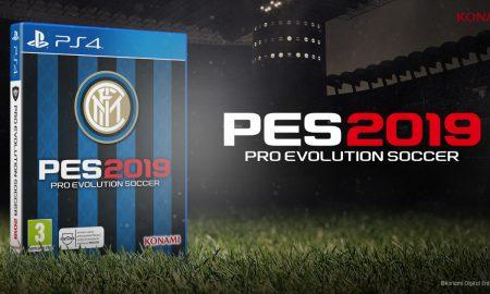 PES 2019 - Inter Edition