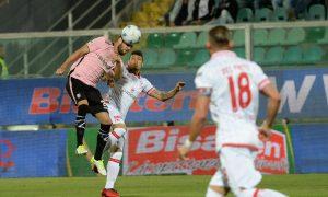 Palermo Perugia Serie B su DAZN