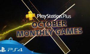 PlayStation Plus ottobre 2018