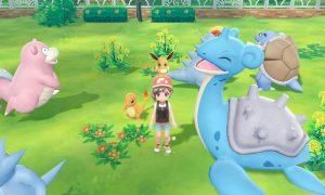 Pokémon Let's Go! Pikachu ePokémon Let's Go! Evee