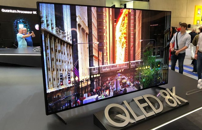 Samsung Smart TV QLED 8K