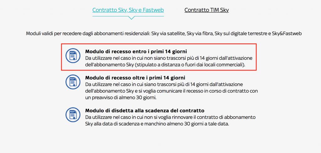 Come disdire Sky: guida su come interrompere l'abbonamento 2
