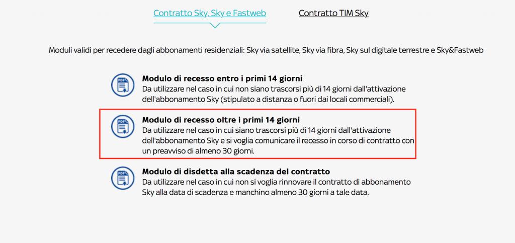 Come disdire Sky: guida su come interrompere l'abbonamento 3