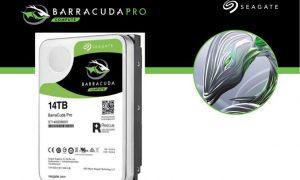 Seagate HDD da 14 TB Barracuda