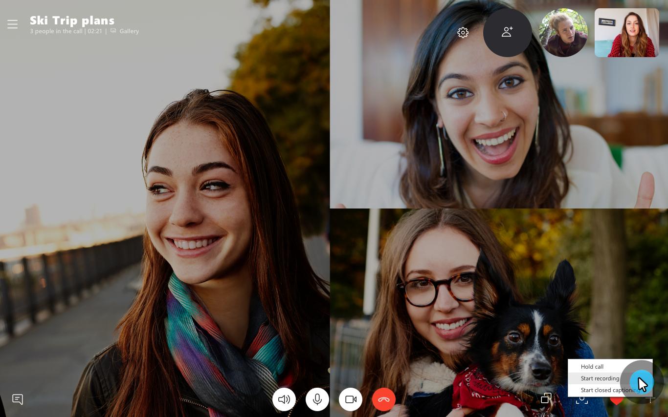 Come registrare le chiamate e le videochiamate di Skype 2
