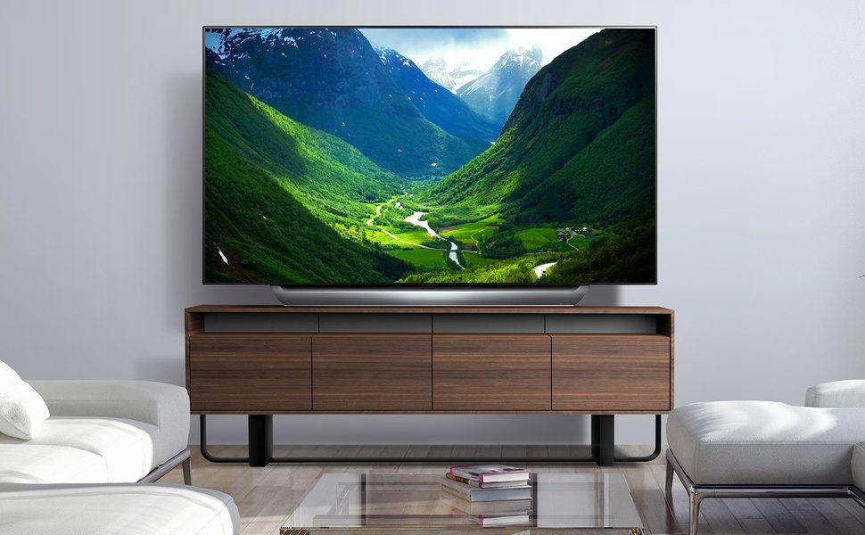 Smart TV LG OLED C8