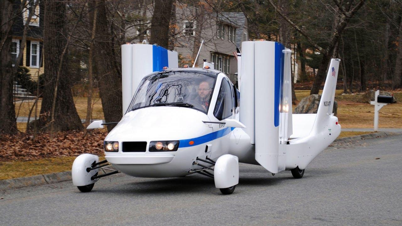 Terrafugia Transition: l'auto volante in vendita dal 2019