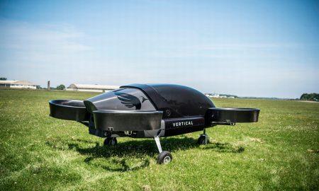 Vertical Aerospace taxi volante