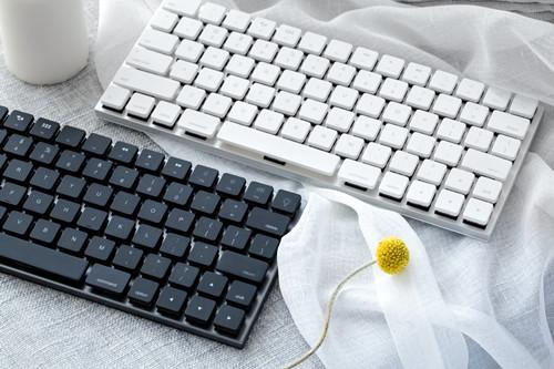 Vinpok Taptek è la tastiera meccanica da gaming più sottile al mondo