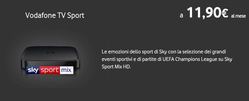 Vodafone TV Sport