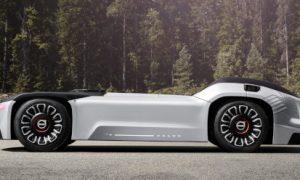 Volvo Vera camion elettrico guida autonoma