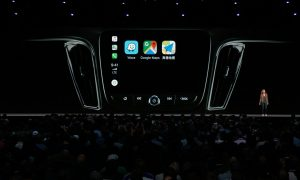 Waze Google Maps Apple CarPlay