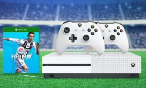 Xbox One + FIFA 19