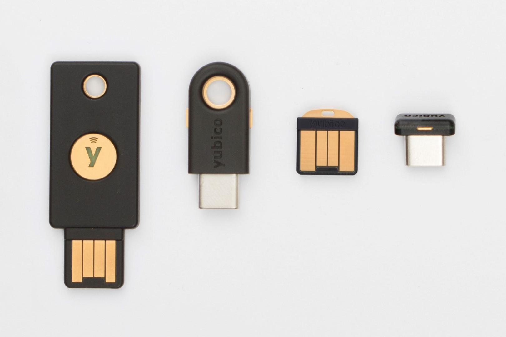 Con le Yubikey 5, il sistema di autenticazione più sicuro è appena diventato... ancora più sicuro 1
