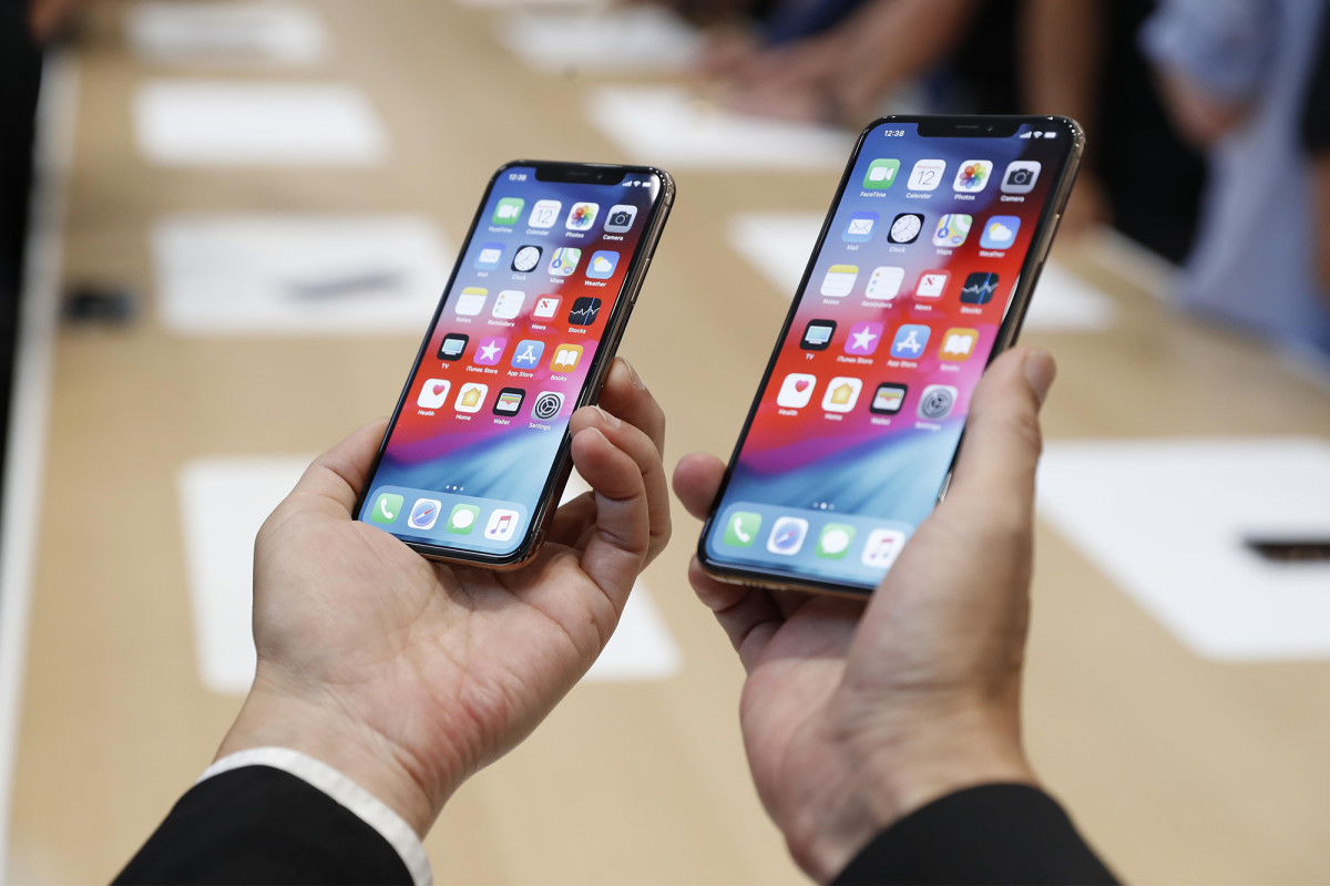 iPhone Xs e iPhone Xs Max (1)