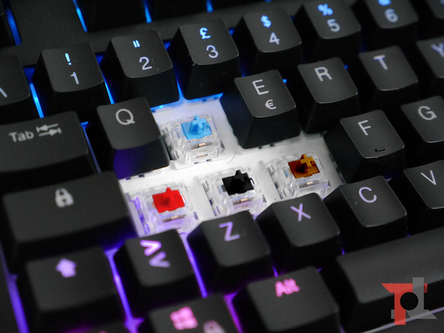 Come scegliere una tastiera meccanica: funzionamento vantaggi