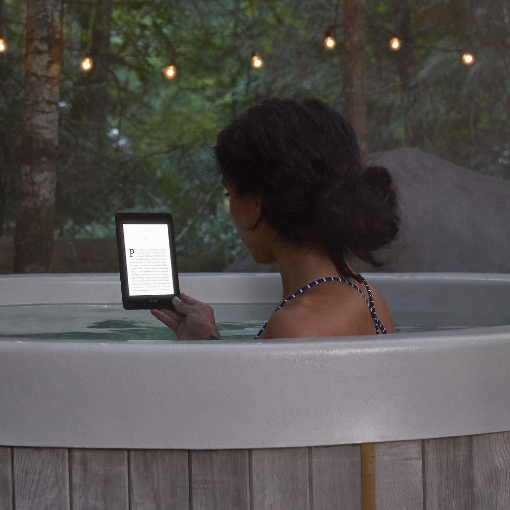 Nuovo Kindle Paperwhite ufficiale, sempre 6 pollici ma più sottile e resistente all'acqua 3