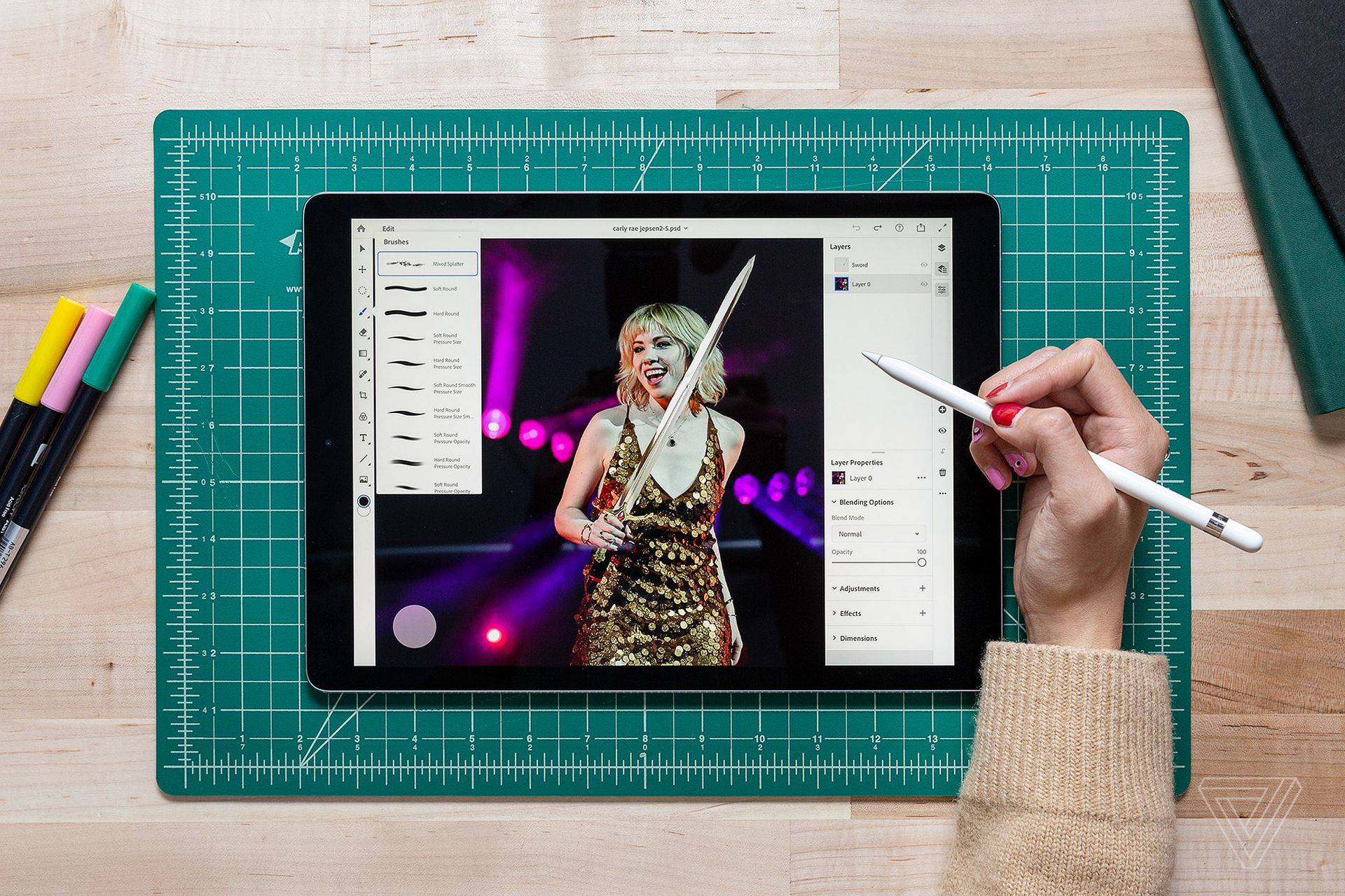 Adobe Photoshop iPad Pro (1)