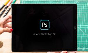 Adobe Photoshop iPad Pro