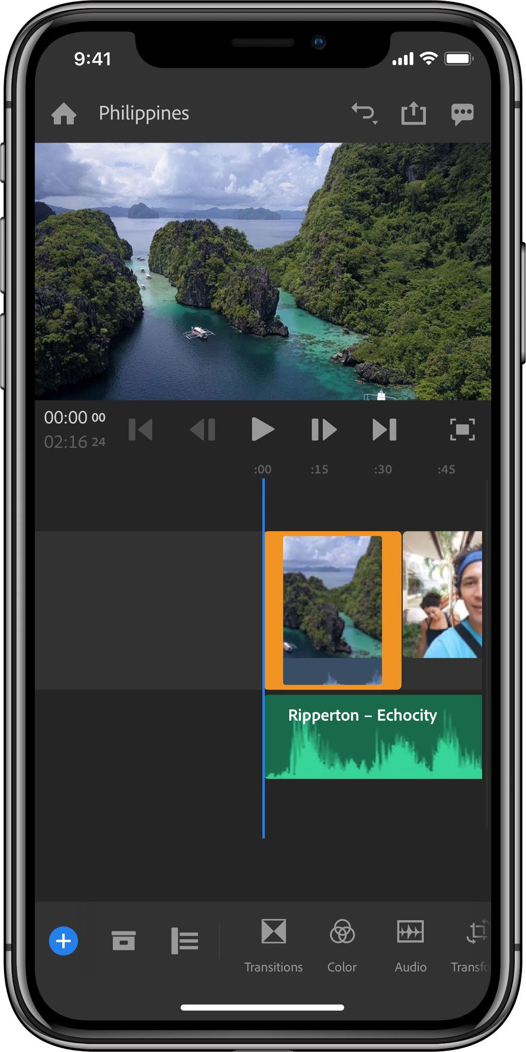 Primo sguardo ad Adobe Photoshop per iPad e al nuovo Premiere Rush CC 2