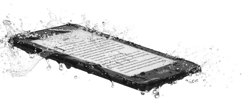 Partite le prime spedizioni del nuovo Kindle Paperwhite 1