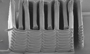 Batteria litio stampa 3D