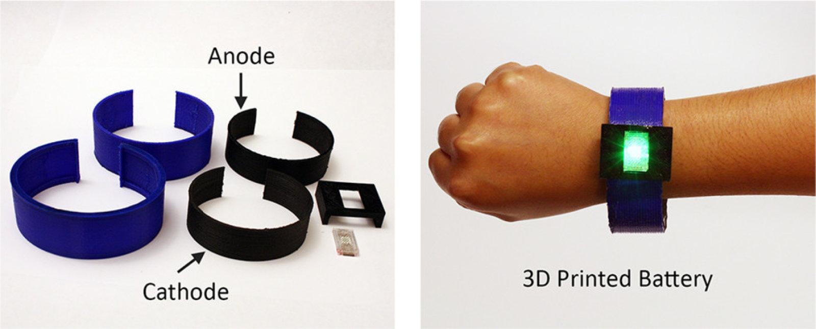 Sviluppate le prime batterie al litio con stampa 3D 1
