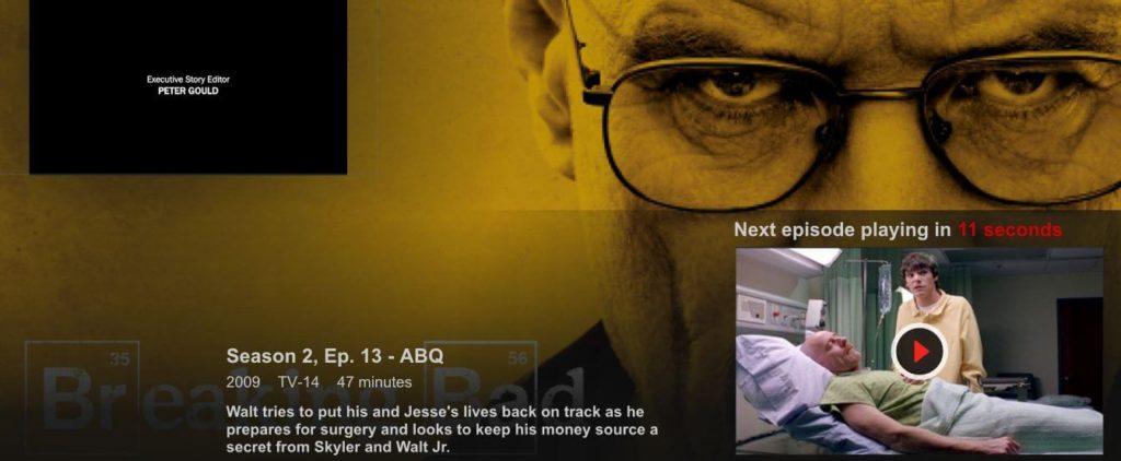 Quanto consuma vedere un Film o una Serie TV su Netflix 2