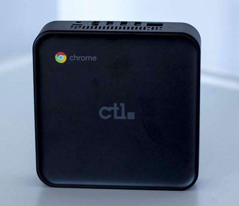 CTL lancia la migliore Chromebox di sempre con Core i7 a 599 dollari 1