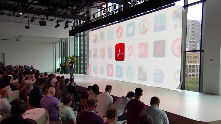 Chrome OS Adobe Acrobat