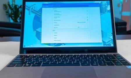 Chuwi LapBook SE Chrome OS