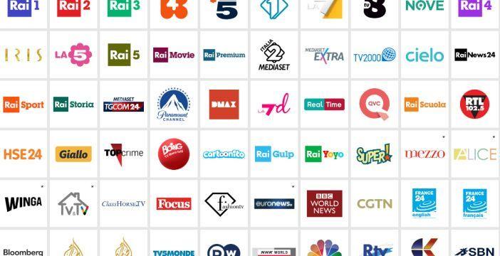 Come vedere canali TV italiani in streaming