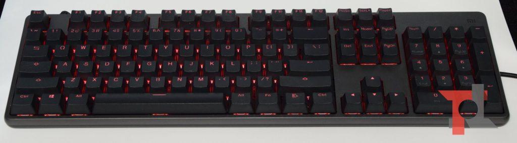 La Mi scrivania 1: recensione Xiaomi Game Keyboard 3