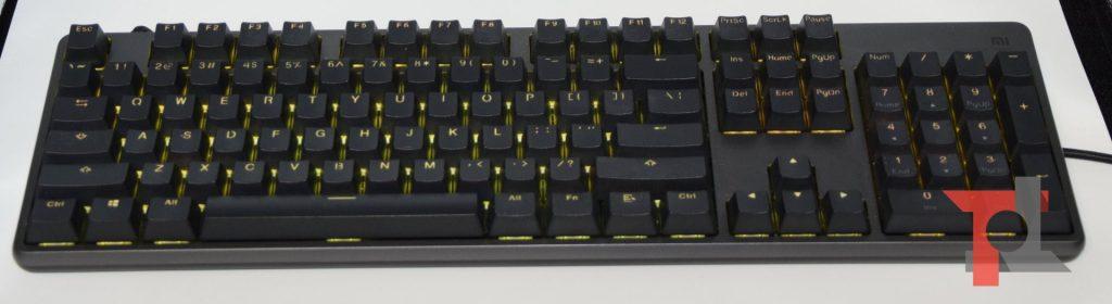La Mi scrivania 1: recensione Xiaomi Game Keyboard 2