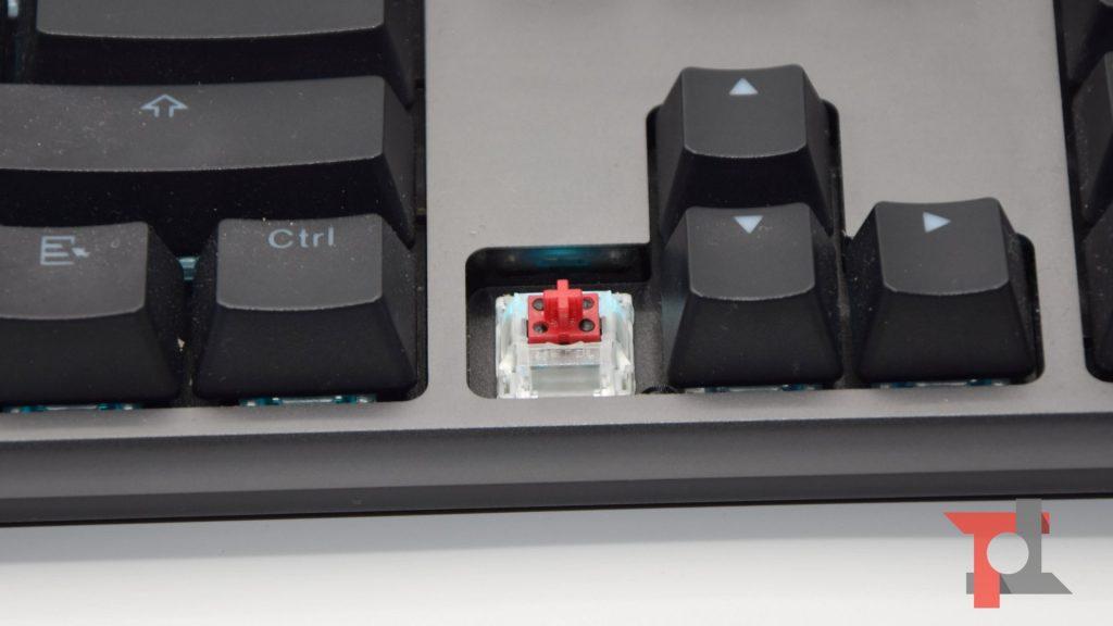 La Mi scrivania 1: recensione Xiaomi Game Keyboard 1